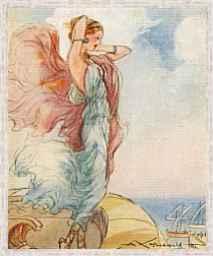 Helena Von Troja Tochter Von Zeus Und Leda 1937 789587