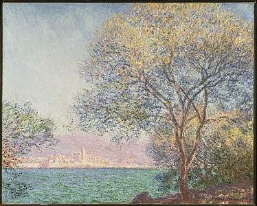Sonnenaufgang Kunstkarte 1872 Claude Monet