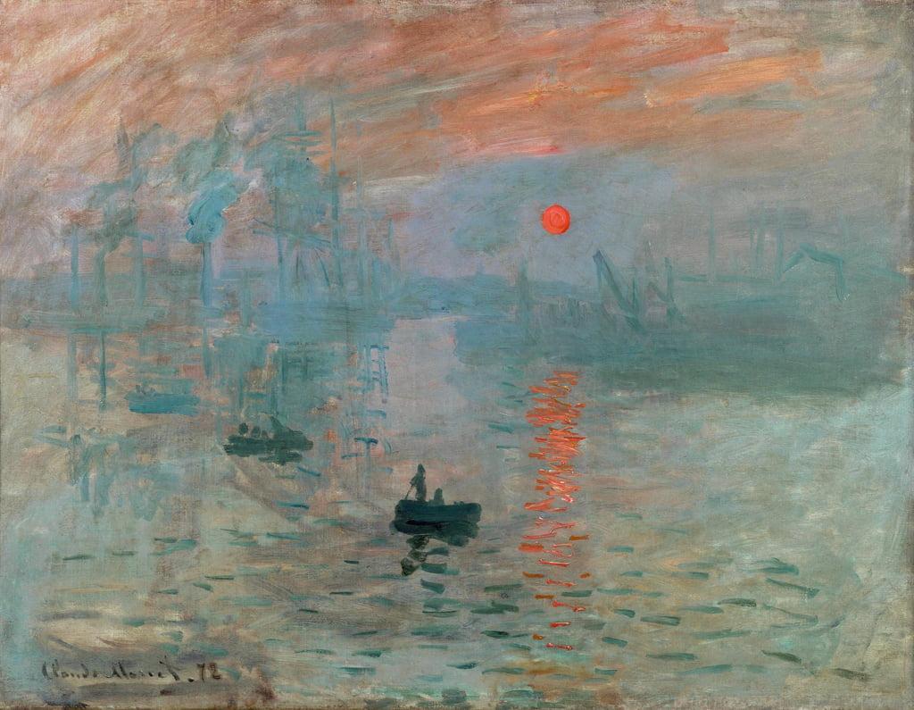Impression Sonnenaufgang