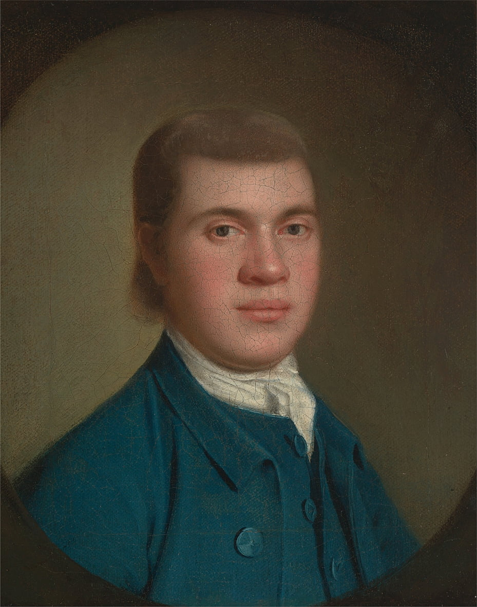 James Romney von George Romney
