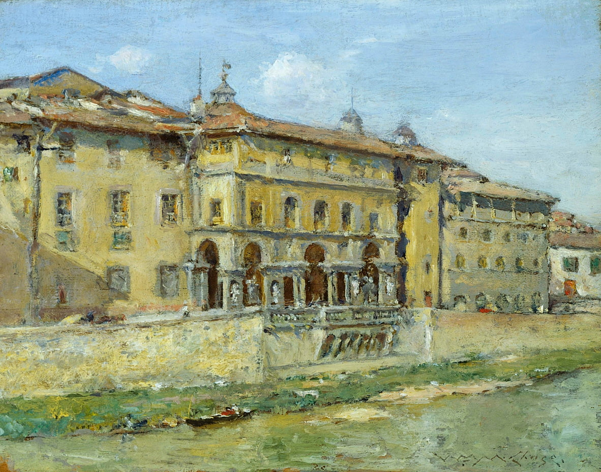Florenz von William Merritt Chase